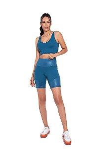 Conjunto Fitness Cintura Alta Alquimia Strappy