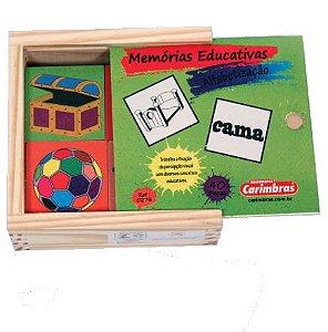 Memória Alfabetização