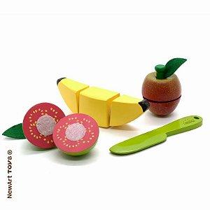 Kit Frutinha Banana, Maça e Goiaba