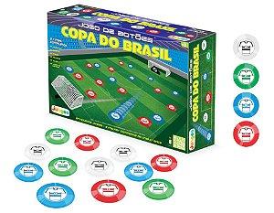 Jogo de Botão - Caixa com 2 Times