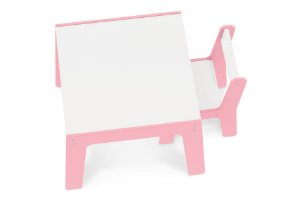 Conjunto de Mesa + Cadeira Infantil