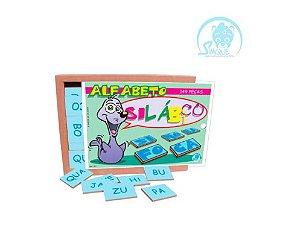 Alfabeto Silábico 149 Peças