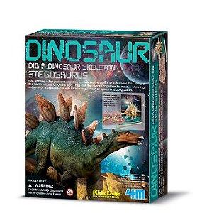 Kit Estegossauro Escavação