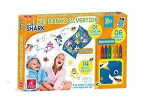 Kit Banho - Club Shark
