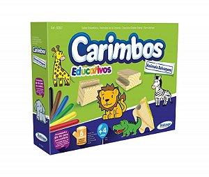 CARIMBO ANIMAIS SELVAGENS