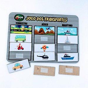 JOGO TRANSPORTES