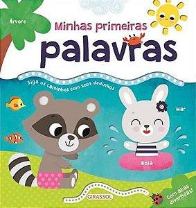 LIVRO MINHAS PRIMEIRAS PALAVRAS