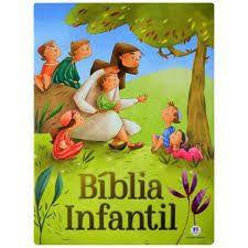 LIVRO BIBLIA INFANTIL