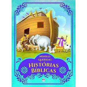 LIVRO MINHAS QUERIDAS HISTÓRIAS BÍBLICAS
