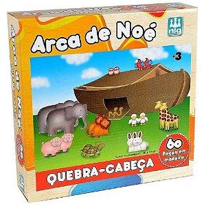 Q.C. ARCA DE NOÉ  60 PEÇAS