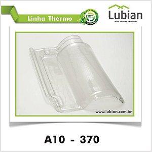 Telha Transparente PET A10 - EUROTOP