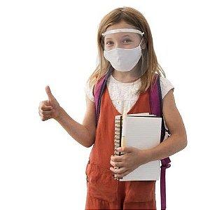Protetor Facial Criança a Partir De 2 Anos - Shield