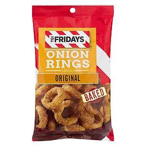 Salgadinho Tgi Fridays Onion Rings Importado 78 gr