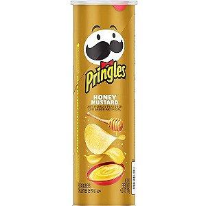 Batata Chips Pringles Honey Mustard - Mel e Mustarda 158G