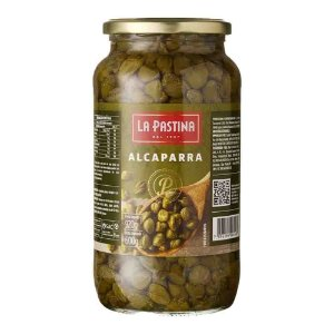 Alcaparra Espanhola  La Pastina 920gr Drenado 600g Importado