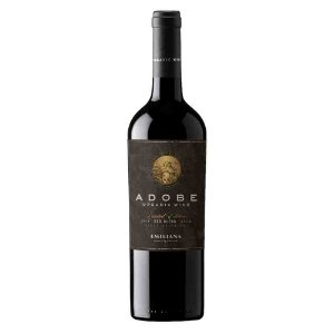 Vinho Tinto Organico Edicao Limitada Adobe Emiliana 750ml