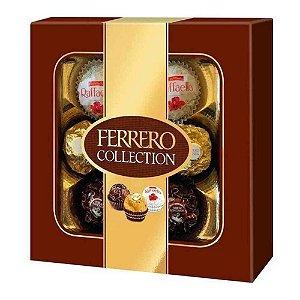 Ferrero Rocher Collection Caixa Com 7 Bombons 3 Sabores