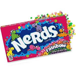 Bala Nerds Wonka Rainbow 141g Importado Eua