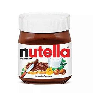 Nutella Creme De Avelã Com Cacau Ferrero 650gr