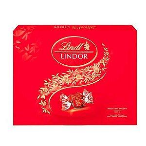Chocolate Lindt Lindor Milk Balls Recheio Cremoso 300 gr