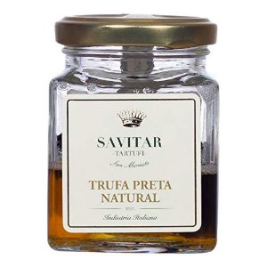 Trufa Negra  Natural Savitar 40 / 100 Gr