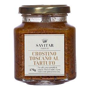 Crostino Toscano com Trufas Savitar 170g
