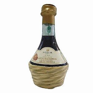 Aceto Balsamico Savitar Palha com Trufa 250 Ml