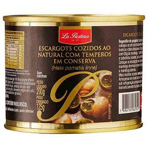 Escargot Frances La Pastina SEM Concha 24 unid 125 gr