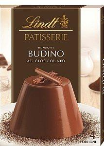 Mistura Lindt Preparo Pudim Chocolate Amargo 4 Porçoes 95g