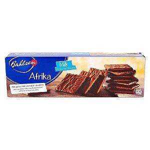 Biscoito Bahlsen Afrika Milk Wafer Importado Alemanha 130 g