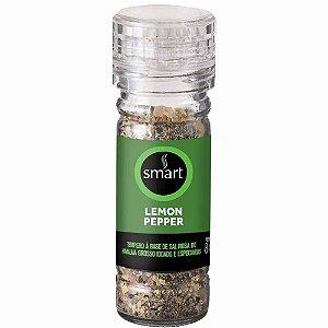 Tempero Lemon Pepper com Moedor Smart Importado 84 gr
