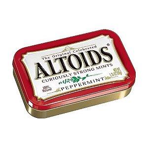 Balas Altoids Peppermint 50G Importadas EUA