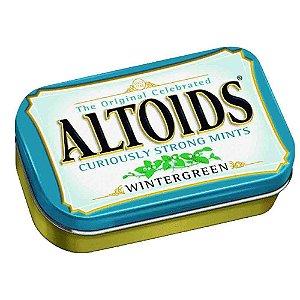 Balas Altoids Strong Mints Wintergreen 50G Importadas EUA