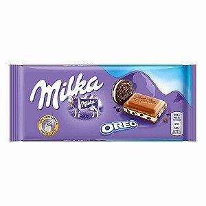 Chocolate Milka Chocolate Oreo 100 gr Importado