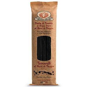 Macarrão Italiano Rustichella Spaghetti Nero Seppia 500 gr