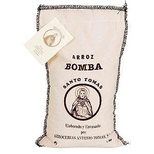 Arroz Bomba Espanhol Santo Antonio Tomas Paella 1 KG