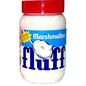 Marshmallow De Colher Pote Fluff Cremoso Baunilha 213 g