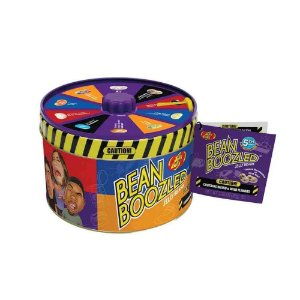 Jelly Belly Bean Boozled Spinner Tin Sabores Estranhos 100gr