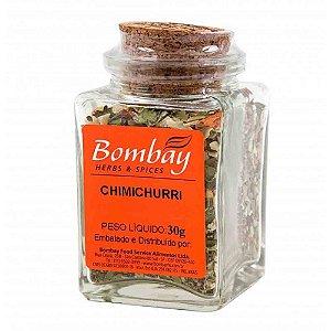 Tempero Chimichurri Bombay Vidro 30 gr