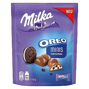 Milka Oreo Minis Original 153 gr Importado