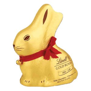 Chocolate Lindt Coelho Gold Bunny 50 gr