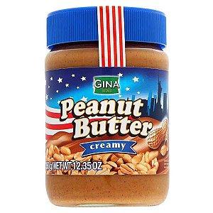 Peanut Butter Manteiga Amendoim Importada Extra Creamy 350g