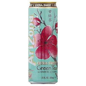 Chá Verde Ginseng e Mel Green Tea Honey Extra Sweet 680ml