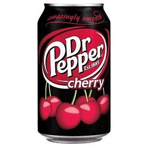 Refrigerante Dr Pepper Cherry Cereja Original Importad 330ml