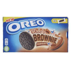 Caixa Biscoito Oreo Importada Sabor Choco Brownie 176 g