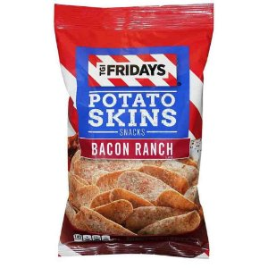 Salgadinho Tgi Fridays Bacon Ranch Importado 113 gr