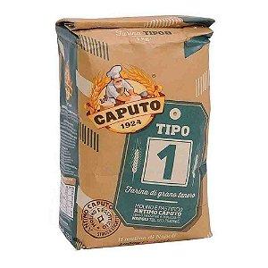 Farinha Italiana Caputo Tipo 1 Storica 1kg Original