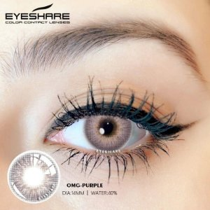 Eyeshare Omg Purple