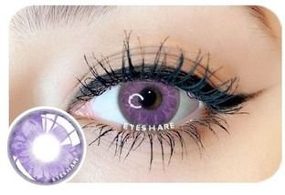 Eyeshare Gemstone Purple