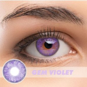 Eyeshare Gem Violet